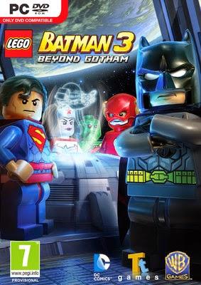 Lego Batman 3 Beyond Gotham [FULL-ISO][ESPAÑOL]