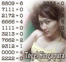 Keluaran Togel Singapur Hari Ini