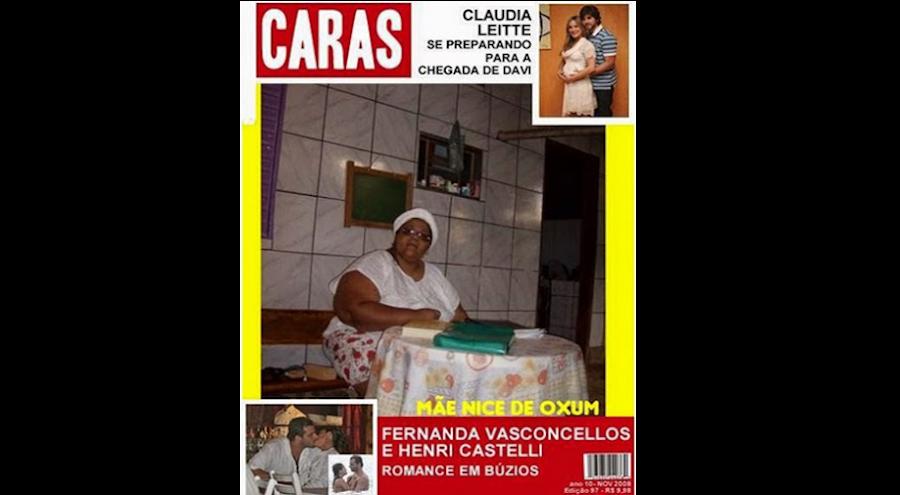 REVISTA CARAS EM 2011