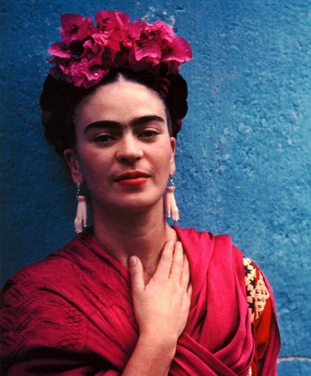 U0166he  U20b5oincidental  U00d0andy  Frida Kahlo  The Life Of A Mexican