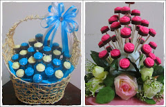 Chocolate Rose Set Hantaran