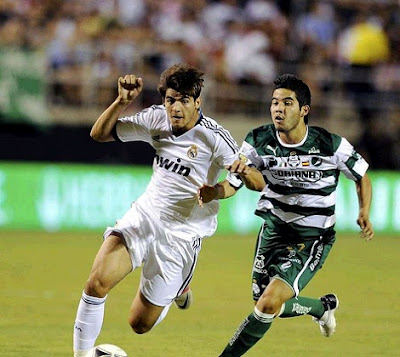 Morata (Real Madrid vs Santos Laguna)