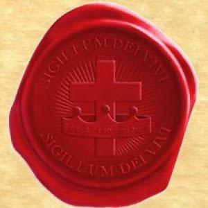 Croce e Corona non hanno bisogno di presentazioni per i cristiani (il sigillo non è massonico)