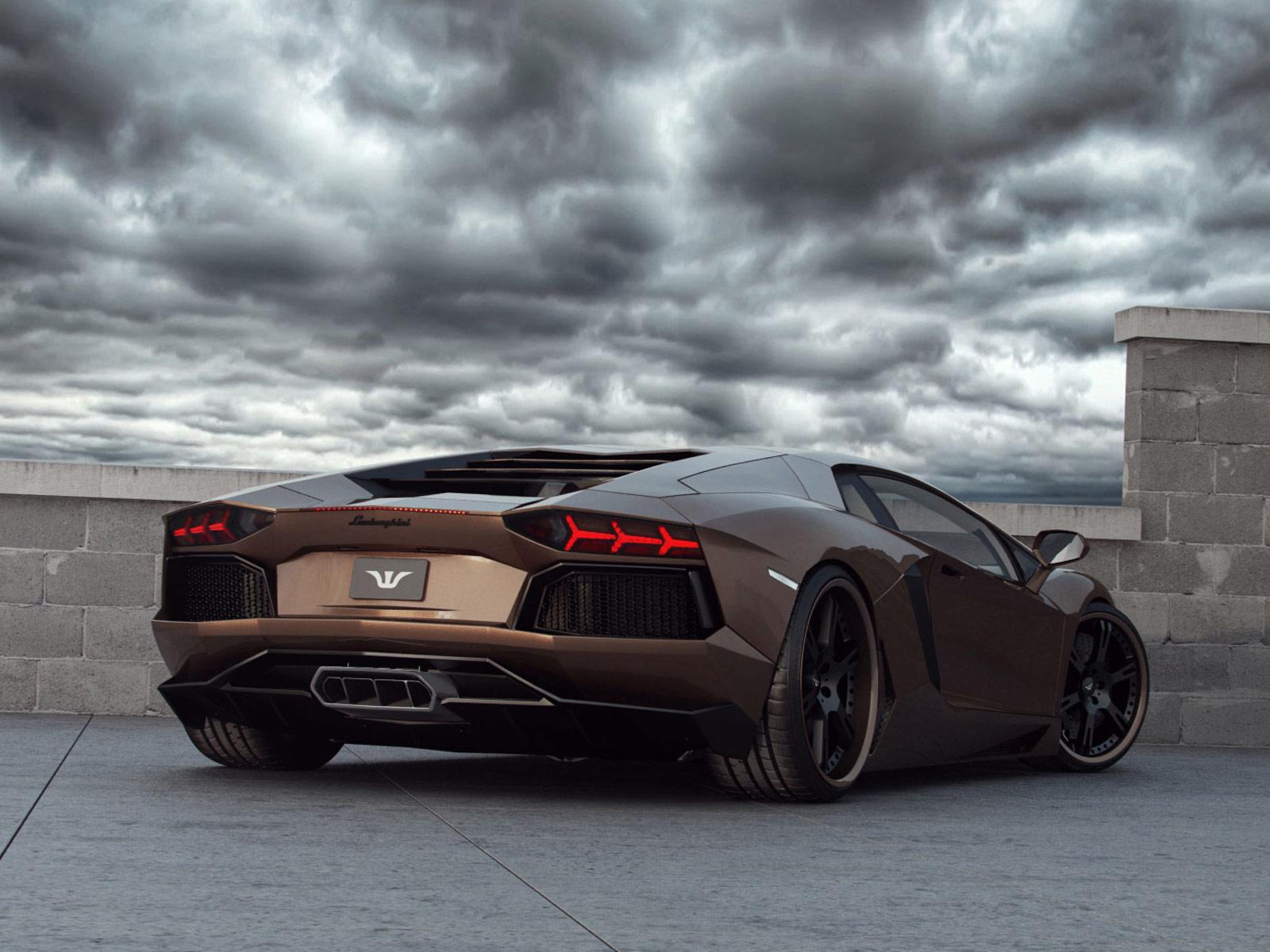 Lamborghini Pictures 2012 Aventador Lp700 4 Rabbioso