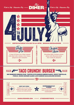 4th july london
