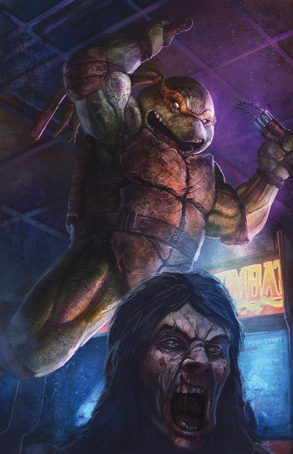 Ninja Turtle Movie 2014 Shredder THE MOVIE HANGOUT: ZOM...
