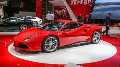 Ξεπερνά τα 10 δις ευρώ η αξία της Ferrari