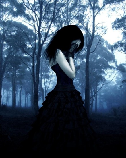 Dark Gothic Pictures of Angels http://thedragonspen.blogspot.com/