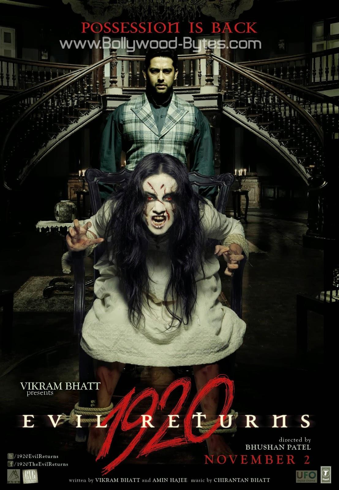 1920-evil returns mp3 songs- bollywood movie ~ madhur sangeet