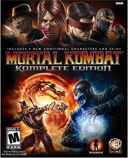 Download Mortal Kombat Komplete Edition