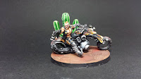 KUM MOTORIZED TROOPS - HAQUISLAM - INFINITY THE GAME 2