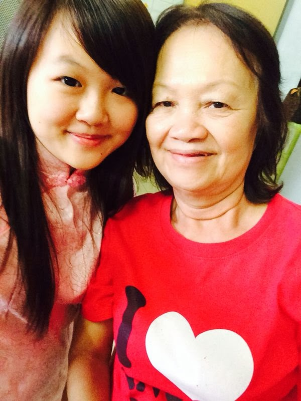 Lovely Grandma♥