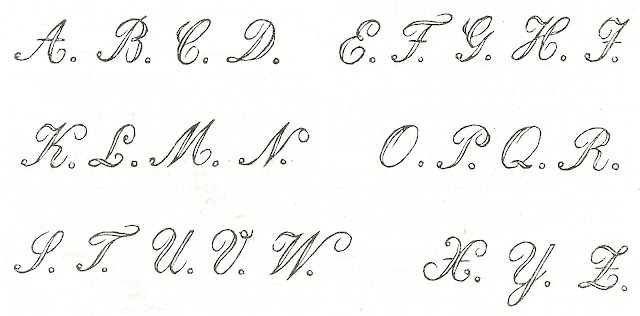 1800's-Alphabet-Typography-Fonts-Royalty Free-Antique Graphics-via-http://knickoftimeinteriors.blogspot.com/