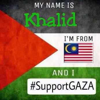 KLIK SUPPORT GAZA