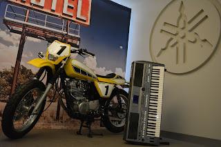 Yamaha Motorcycle History