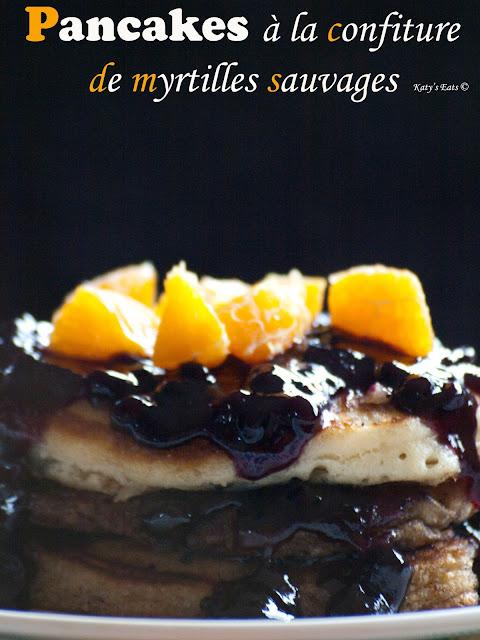 pancakes, pancakes maison, recette de pancakes, pancakes aux fruits, pancakes recette