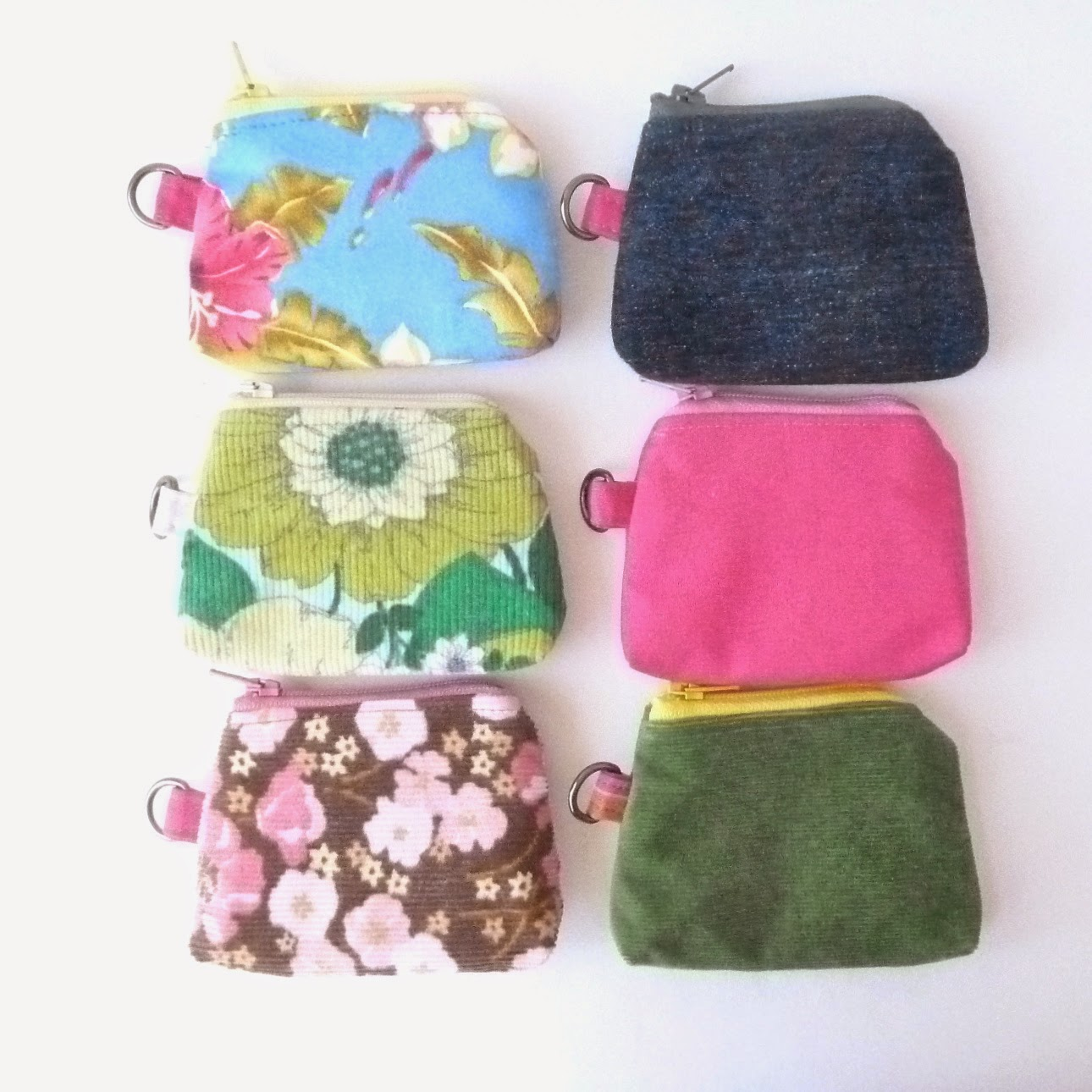 New Coin Pouches