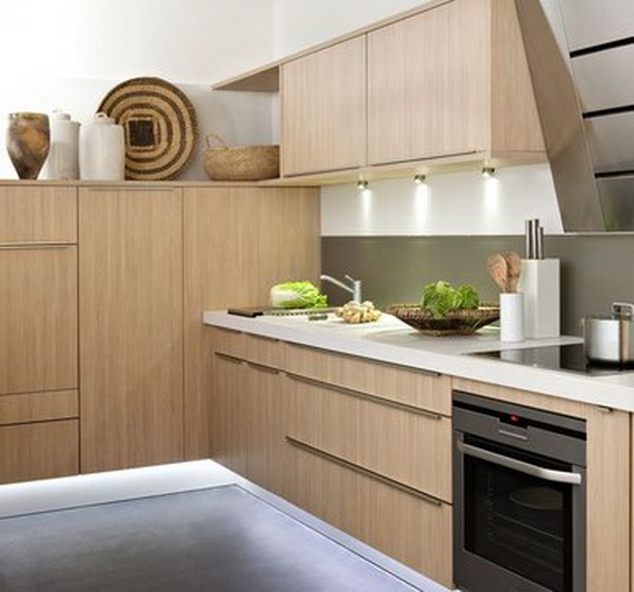 Nemm design lifestyle small practical modern kitchens for Small practical kitchen designs