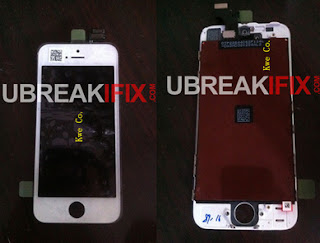 IPhone 5 Front Panel