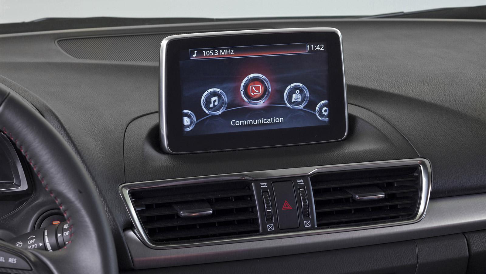 Mazda connect| Đầu DVD mazda 3 2015| Đầu DVD mazda 2 2015