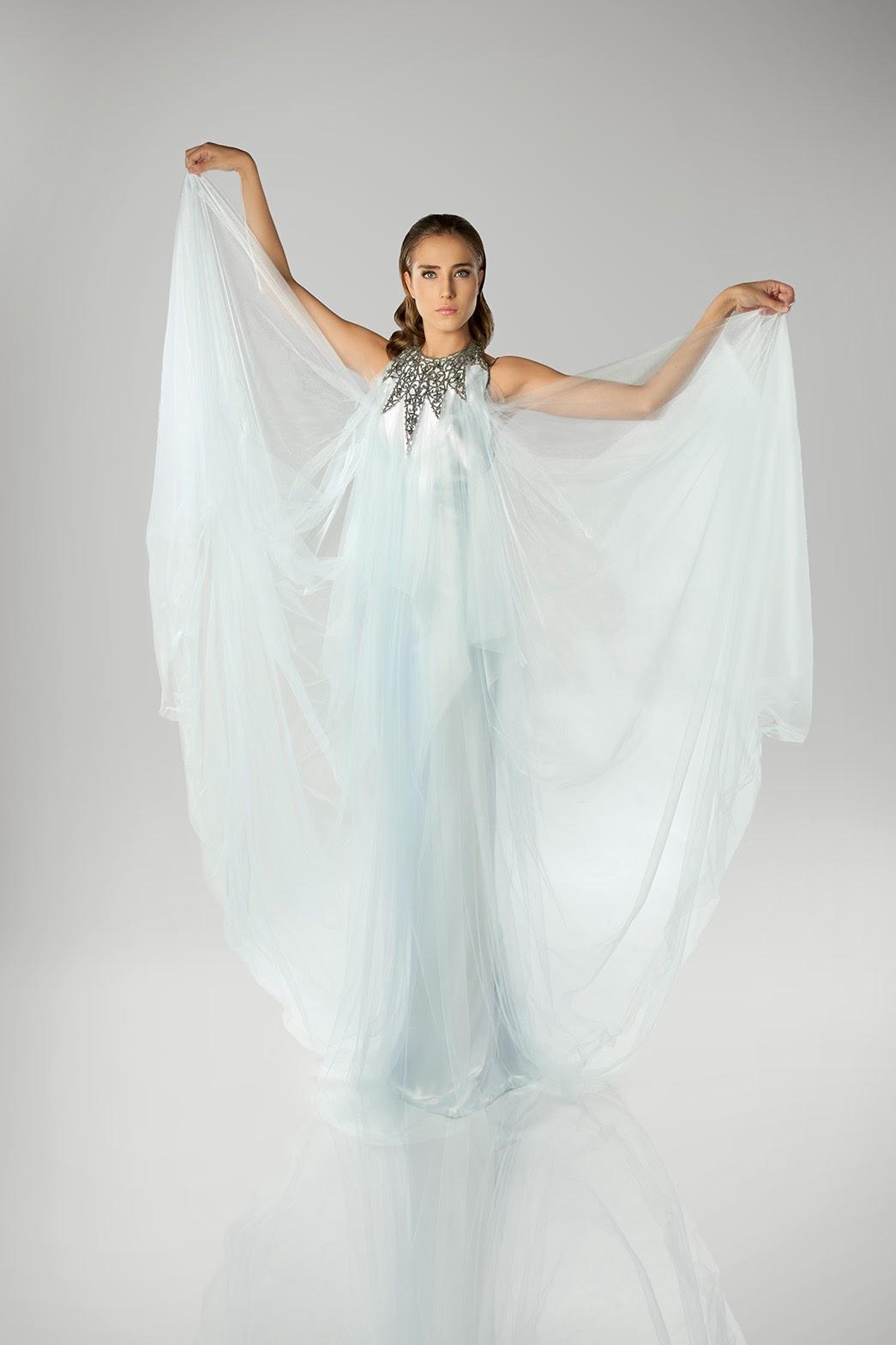 Vestido de novia de la nueva colección de Isabel Zapardiez