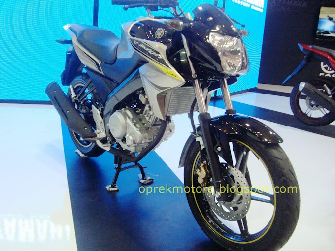 Review Pertarungan Semester I 2013 antara CB150R Vs New V-ixion Lighting