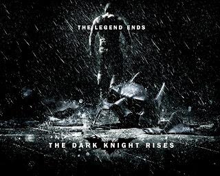 The Dark Knight Rises Wallpaper