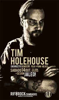 TIM HOLEHOUSE (14 out)