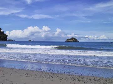 Playa Pógeres, Puntarenas