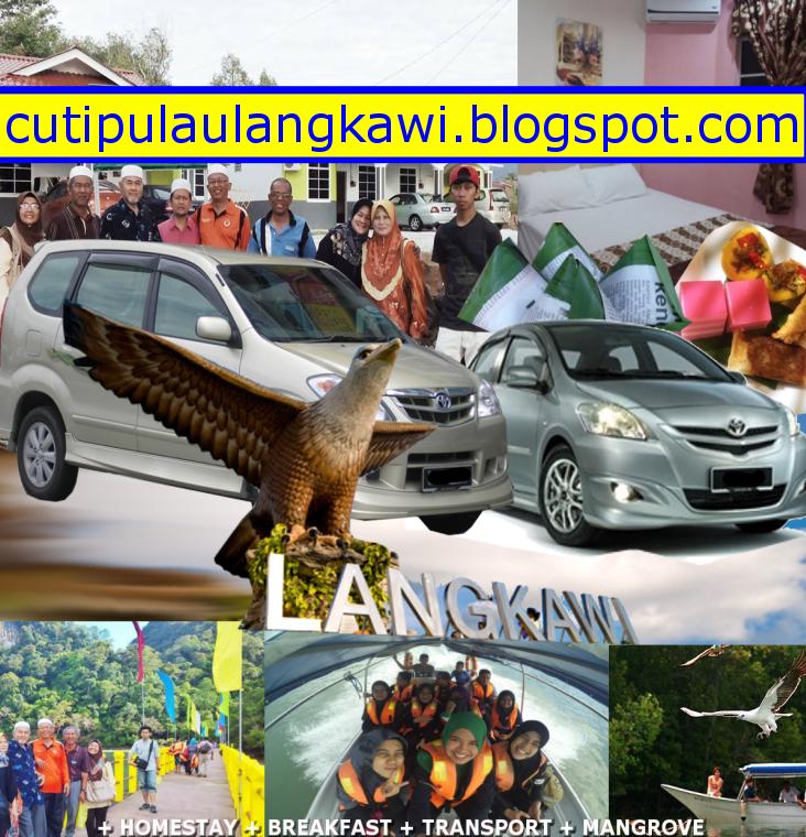 Percutian Pulau Langkawi