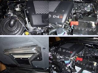 Mesin Toyota Fortuner VNTurbo 2kd-ftv