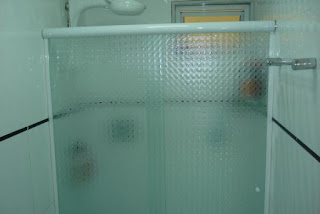 box em vidro quadrato 8mm temperado