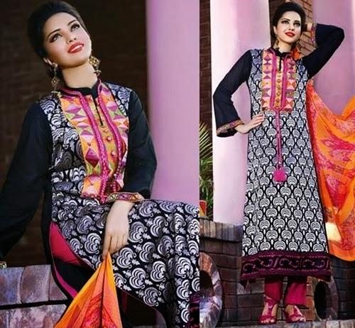 Tawakkal Embroidred Eid Lawn Designes-14
