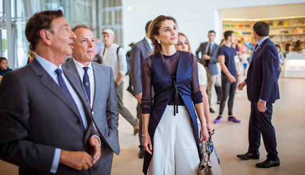 Queen Rania has played a significant role in reaching out to the global community to foster values of tolerance and acceptance, and increase cross-cultural dialogue
