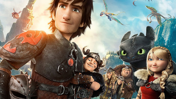 How to Train Your Dragon 2 0w