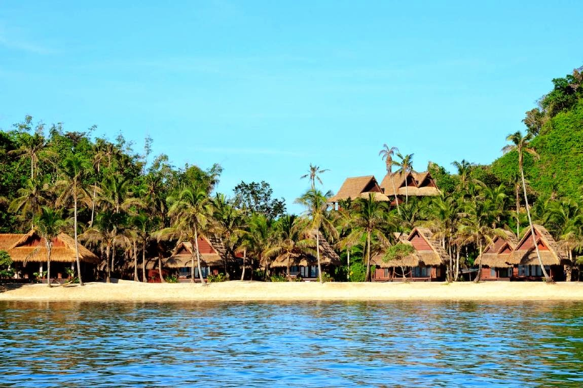 Cauayan Philippines  city pictures gallery : Cauayan Island Resort, Elnido, Philippines