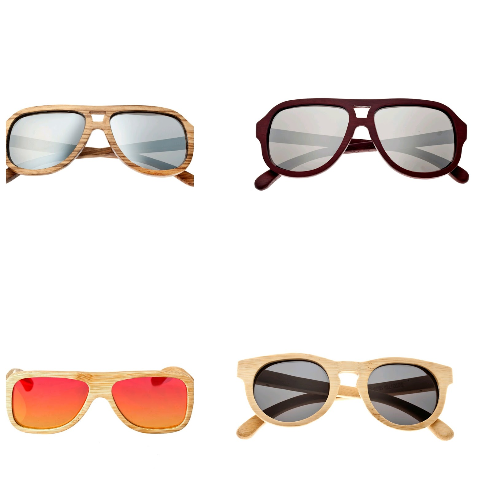 Product Spotlight: Earth Wood Sunglasses and Watches