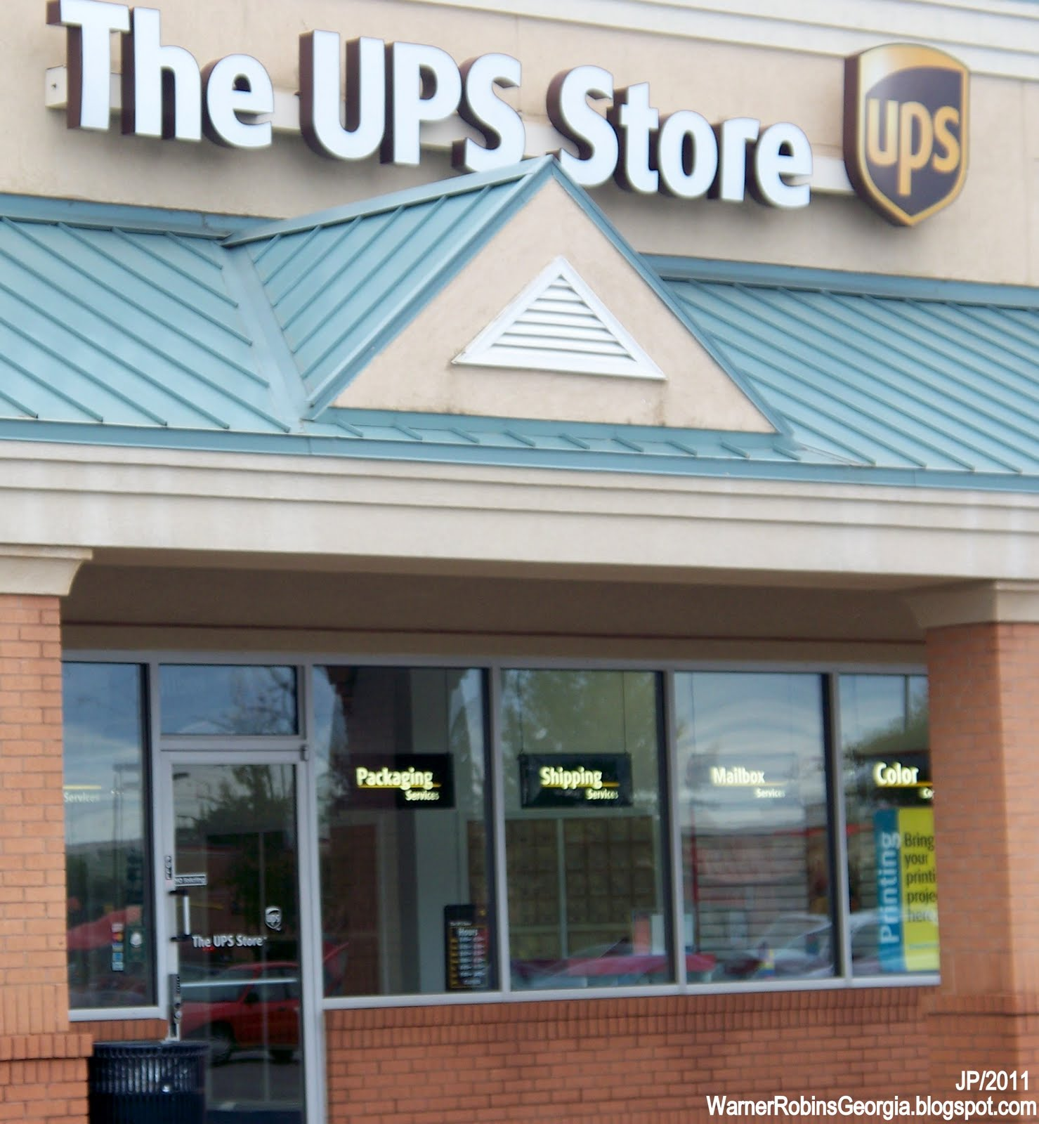 ups warner robins