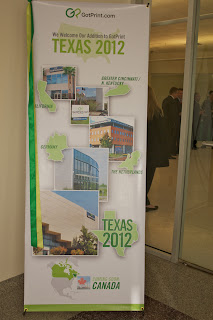 GotPrint Texas grand opening 2012 banner