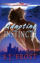 Adapting Instincts - Instincts Series, Book 4