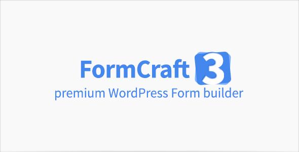 FormCraft v3.2.14 – Premium WordPress Form Builder