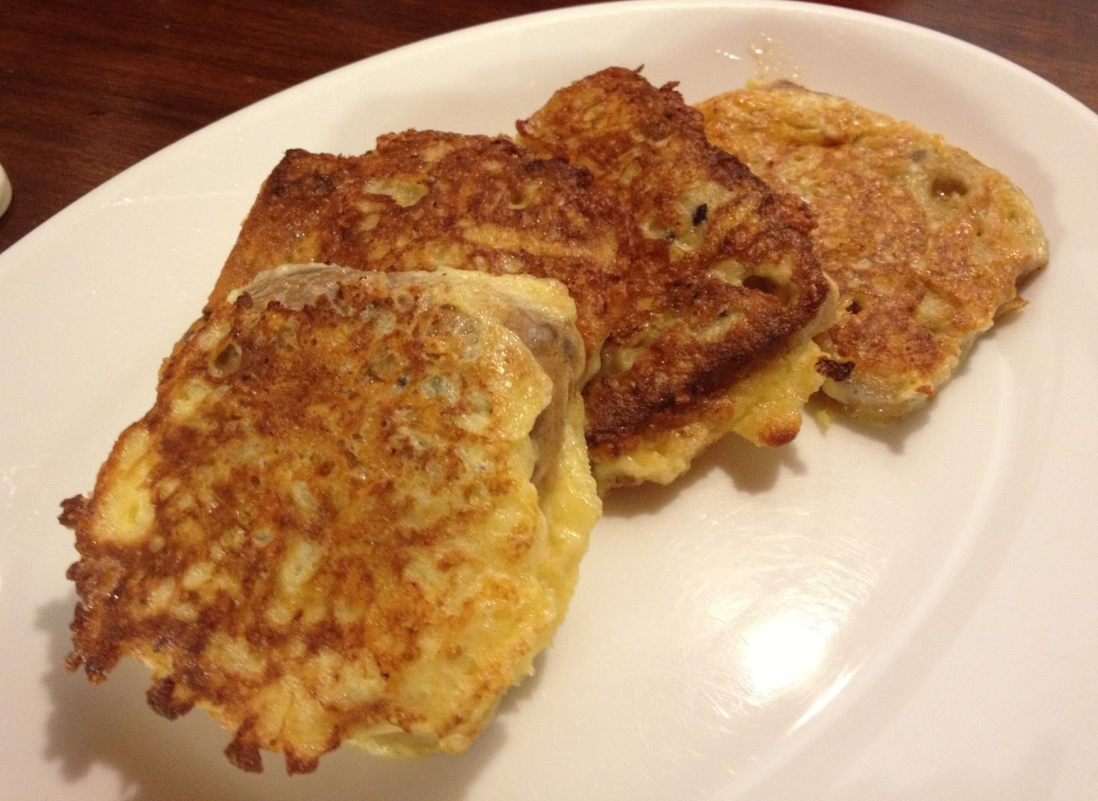 Free From G.: Gluten Free French Toast - Eggy Bread Free From G Style