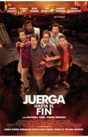 Ver This is the End (Juerga Hasta el Fin) (2013) Online