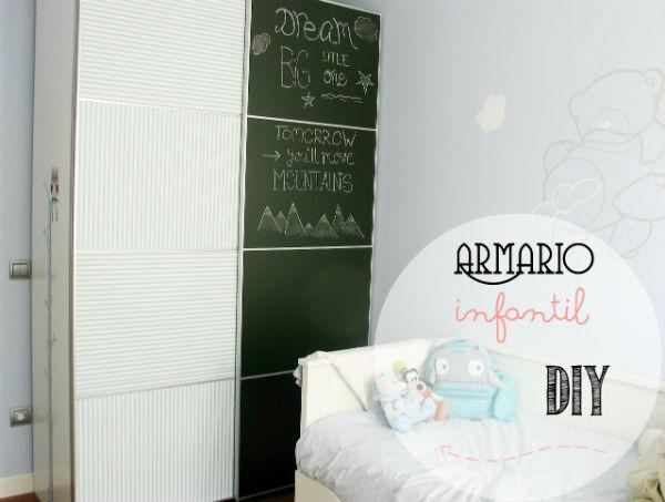 Adesivo Decorativo De Parede Cozinha ~ Convierte un PAX de Ikea en un armario infantil Mummy