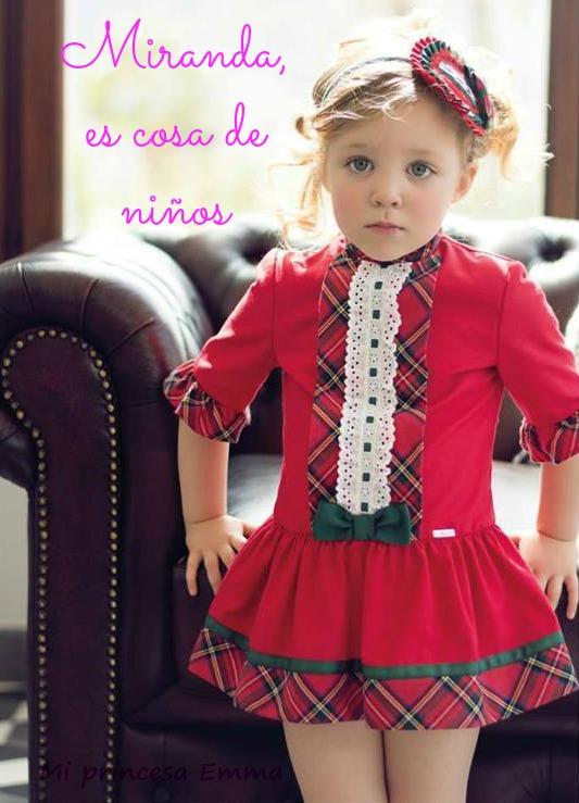 Miranda, moda infantil