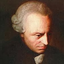 I. KANT (1724 – 1804)