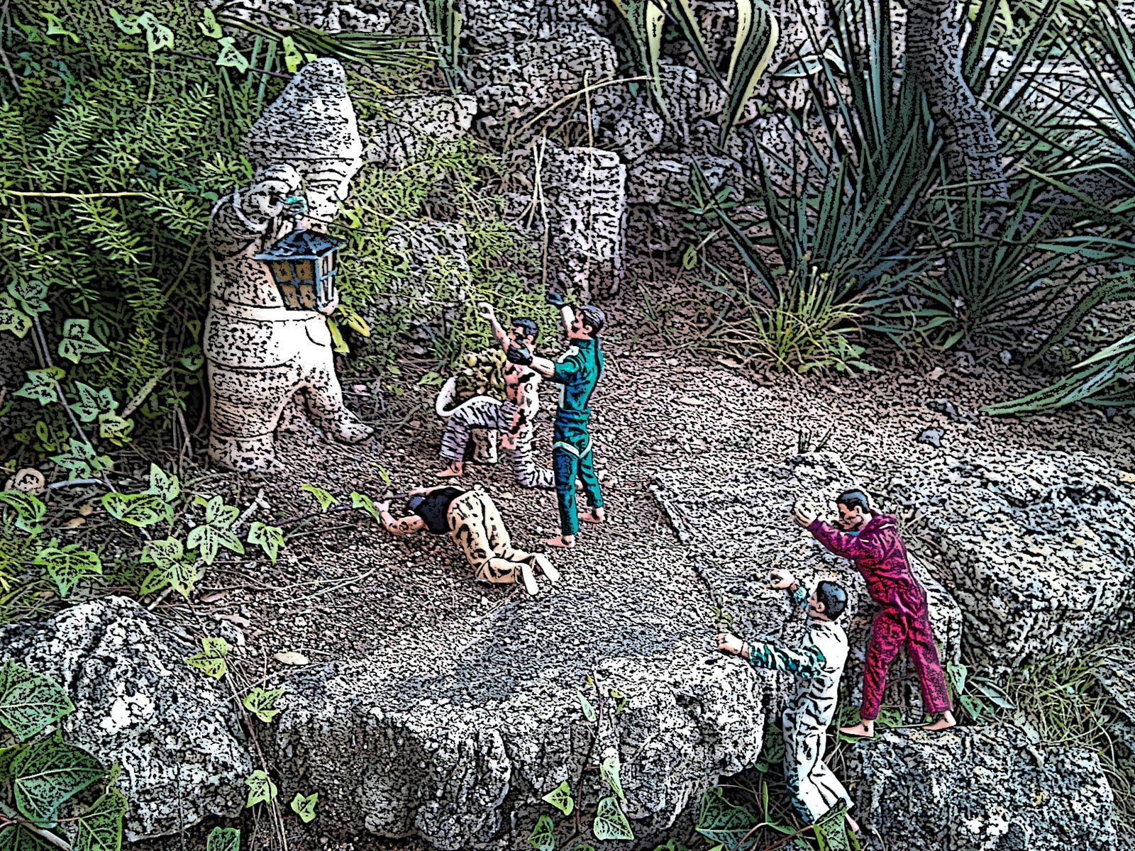 Action man el enano de jardin for Enano jardin