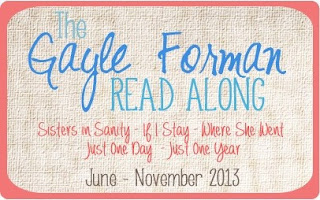 Gayle Forman Read-Along: Sisters in Sanity Week One