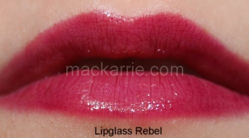 Gallery For > Rebel Mac Lipglass