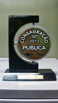 Troféu Consagração Pública 2013 Segurança Privada